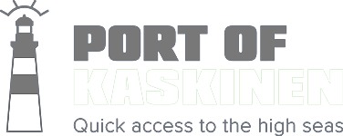 Port of Kaskinen Logo