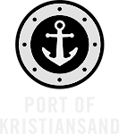 Port of Kristiansand Logo